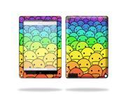 """Mightyskins Protective Skin Decal Cover for Barnes & Noble Nook HD+ 9"""" inch Tablet wrap sticker skins Happy Face"""