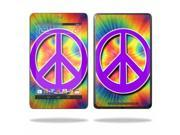 """Mightyskins Protective Skin Decal Cover for Asus Google Nexus 7 Tablet with 7"""" screen wrap sticker skins Hippie Time"""