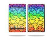 """Mightyskins Protective Skin Decal Cover for Asus Google Nexus 7 Tablet with 7"""" screen wrap sticker skins Happy Faces"""