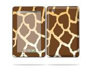 "Mightyskins Protective Skin Decal Cover for Lenovo IdeaPad A1 7"" inch Tablet wrap sticker skins Giraffe"