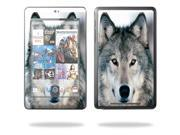 """Mightyskins Protective Skin Decal Cover for Google Nexus 7 tablet 7"""" inch screen stickers skins Wolf"""