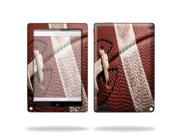 """Mightyskins Protective Skin Decal Cover for Barnes & Noble Nook HD+ 9"""" inch Tablet wrap sticker skins Football"""