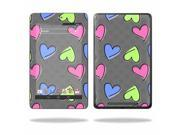 """Mightyskins Protective Skin Decal Cover for Asus Google Nexus 7 Tablet with 7"""" screen wrap sticker skins Girly"""