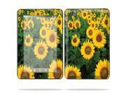 """Mightyskins Protective Skin Decal Cover for Lenovo IdeaPad A1 7"""" inch Tablet wrap sticker skins Sunflowers"""