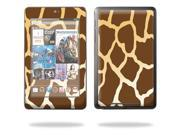 "Mightyskins Protective Skin Decal Cover for Google Nexus 7 tablet 7"" inch screen stickers skins Giraffe"