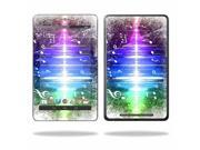 """Mightyskins Protective Skin Decal Cover for Asus Google Nexus 7 Tablet with 7"""" screen wrap sticker skins Music Man"""