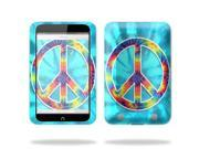 """Mightyskins Protective Skin Decal Cover for Barnes & Noble Nook HD 7"""" inch Tablet wrap sticker skins Peace Out"""