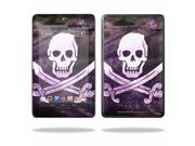 "Mightyskins Protective Skin Decal Cover for Asus Google Nexus 7 Tablet with 7"" screen wrap sticker skins Pirate"