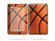 "Mightyskins Protective Skin Decal Cover for Lenovo IdeaPad A1 7"" inch Tablet wrap sticker skins Basketball"