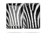 "Mightyskins Protective Skin Decal Cover for Lenovo IdeaPad A1 7"" inch Tablet wrap sticker skins Zebra"