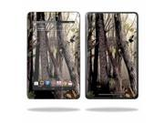 """Mightyskins Protective Skin Decal Cover for Asus Google Nexus 7 Tablet with 7"""" screen wrap sticker skins Tree Camo"""