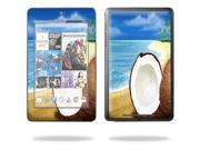 """Mightyskins Protective Skin Decal Cover for Google Nexus 7 tablet 7"""" inch screen stickers skins Coconuts"""