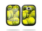 Mightyskins Protective Vinyl Skin Decal Cover for Nokia Lumia 900 4G Windows Phone AT&T Cell Phone wrap sticker skins Tennis