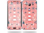 Skin Decal Wrap for Samsung Galaxy J3 (2016) sticker Nautical Dream