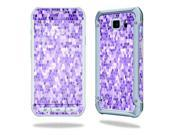 Skin Decal Wrap for Samsung Galaxy S6 Active cover sticker Stained Glass 9SIA4435TT4312