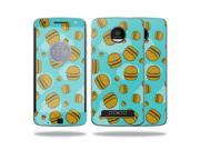 Skin Decal Wrap for Motorola Moto Z Force sticker Burger Heaven