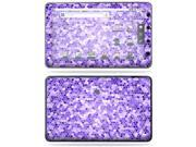 Skin Decal Wrap cover for ViewSonic ViewPad 7 Stained Glass 9SIA4431BJ9653