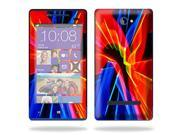 Skin Decal Wrap for HTC Windows Phone 8S Cell Phone sticker Color Blast