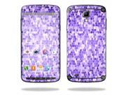 Skin Decal Wrap for Samsung Galaxy S4 Active I9295 sticker Stained Glass 9SIA4431BG9023