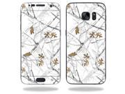 Skin Decal Wrap for Samsung Galaxy S7 Edge Case TrueTimber® Conceal Snow
