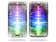Skin Decal Wrap for Samsung Galaxy Note 2 II N7100 A991 Music Man 9SIA4431BN6820