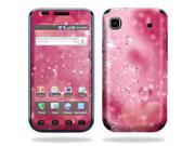 Skin Decal Wrap cover for Samsung Vibrant T959 PinkDiamond
