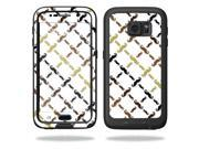 Skin Decal Wrap for LifeProof Samsung Galaxy S6 Case fre Mustache 9SIA44334X8901