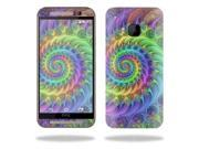 Skin Decal Wrap for HTC One M9 cover sticker skins Tripping
