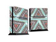 Skin Decal Wrap for Sony PlayStation 4 PS4 Console sticker Aztec Pyramids
