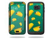Skin Decal Wrap for LifeProof Samsung Galaxy S6 Case fre Tacos
