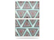 Skin Decal Wrap for Samsung Galaxy Tab S 10.5 T800 sticker Aztec Pyramids