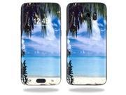 Skin Decal Wrap for Samsung Galaxy S7 Edge cover sticker Beach Bum