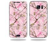 Skin Decal Wrap for Samsung Galaxy S7 Edge Case TrueTimber® Conceal Pink