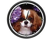KING CHARLES SPANIEL Wall Clock dog pet dogs puppy 9SIA4431XT5036
