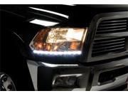 Putco 290120B LED Dayliner G3&#59; Black Trim&#59;