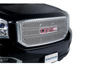 Putco 84204 Punch&#59; Grille Insert&#59; Stainless Steel&#59;