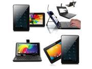 inDigi® 7 Android 4.2 DualCore Tablet PC GSM SmartPhone Unlocked! ~Free Keyboard Case~