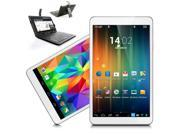 Indigi® GOLD 7 inch Android 4.2 Duo Core Tablet PC w KEYBOARD CASE Google Play