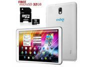 Indigi® 7 Tablet PC Android 4.2 Jelly Bean Leather Back HDMI Camera w Flash FREE 32GB