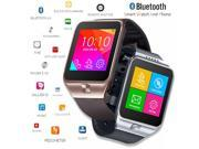 Indigi® 2-in-1 Smart Watch And Phone - GSM Unlocked (AT & T, T-Mobile, Straigtalk) + Bluetooth Sync (iPhone iOS, Android OS, Windows OS) (Silver)