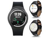 Indigi® 3G SmartWatch Phone Android 4.4 WiFi Bluetooth Sync Heart-Rate Monitor Pedometer Barometer Waterproof GSM Unlocked