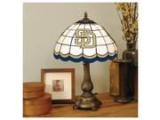 San Diego Padres Stained Glass Table Top Lamp 9SIAD245CC8886