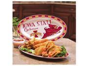 Iowa State Cyclones Ceramic Platter