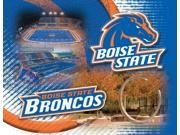 Boise State Broncos Art Canvas Team Wall Art