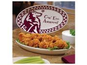Texas A&M Aggies Ceramic Platter Game Day Oval Platter