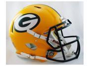 Green Bay Packers Revolution Speed Pro Line Helmet