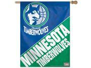 Minnesota Timberwolves Throwback House Flag Banner 9SIA4671GW1689