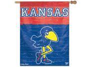 Kansas Jayhawks KU Throwback House Flag Banner 9SIA4671BY3866