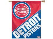 Detroit Pistons Flag Throwback House Flag Banner 9SIA4671BY5063