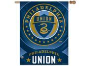 "Philadelphia Union Official MLS 27""""x37"""" Banner Flag by Wincraft"" 9SIA12Y17B3208"
